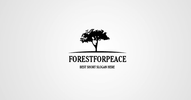 logotypes - Forest for pease