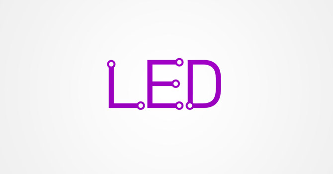 logotypes - LED