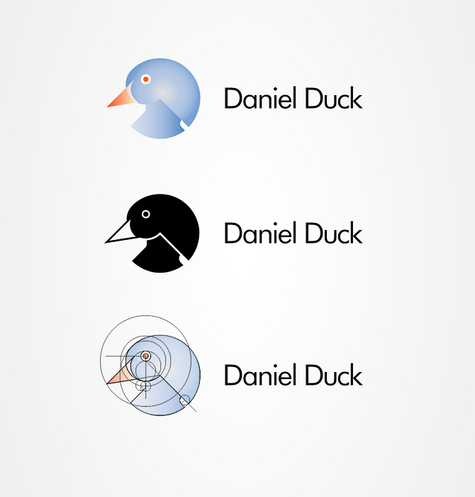 logotypes - Daniel Duck